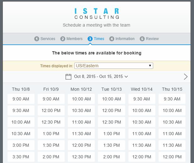 Free meeting scheduler software